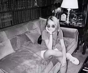 lily-rose melody depp and girl+ image