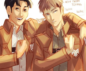 art, jean, and marco image