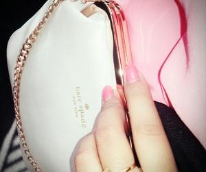 fashion, gold, and slingbag image