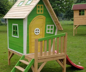 kids house, kids furniture, and pallets uses for kids image