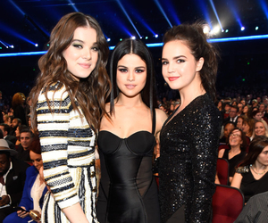 selena gomez, bailee madison, and hailee steinfeld image
