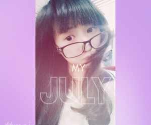 july, meii, and vietnamese girl image