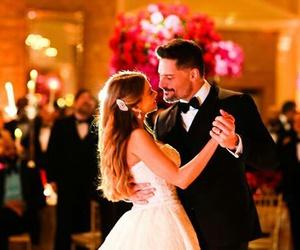 wedding and sofia vergara image