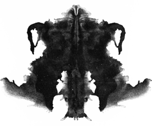 rorschach and test image