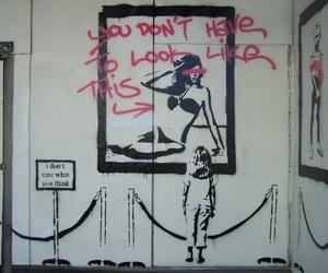art, graffiti, and quotes image
