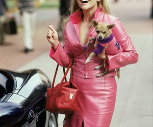 pink, legally blonde, and Reese Witherspoon image