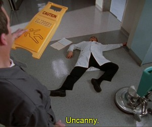 scrubs and uncanny image