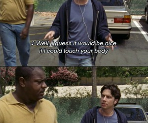 scrubs, funny, and lol image