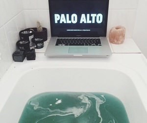 alt, alternative, and bubble bath image