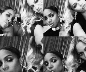 Kelly and beyoncé image