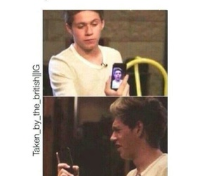funny, niall horan, and one direction image