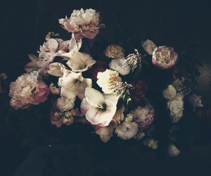 flowers, hipster, and indie image