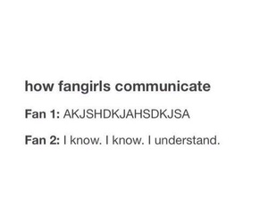 fangirls, fangirling, and one direction image