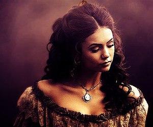 Vampire Diaries, tvd, and Nina Dobrev image
