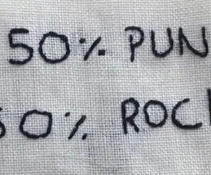 rock, punk, and music image