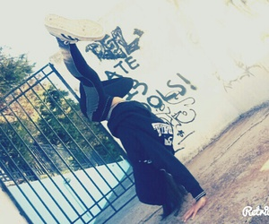 adidas, breakdance, and dance image
