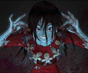 corpse party and anime image