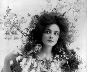 black and white, vintage, and marie doro image