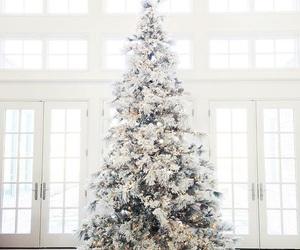 christmas, christmas tree, and decorate image