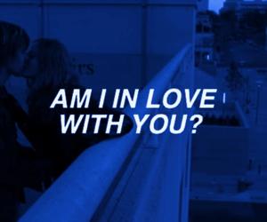 couple, Lyrics, and halsey image