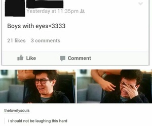 funny, tfios, and tumblr image