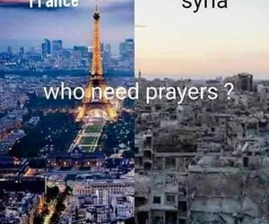 syria, france, and islam image