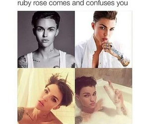 ruby rose, sexy, and oitnb image