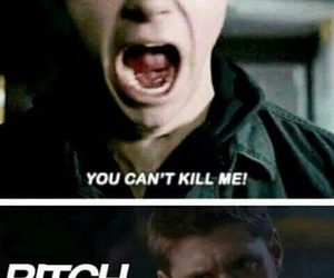 supernatural, teen wolf, and Jensen Ackles image