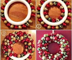 diy, christmas, and christmas decor image