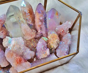 crystal and pink image