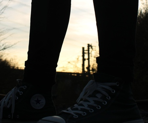 boy, casual, and converse image