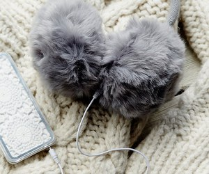 comfy, want, and headphone image