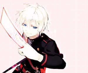 anime and shinya hiragi image