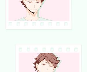 anime, haikyuu, and manga image