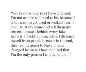quote, sad, and life image