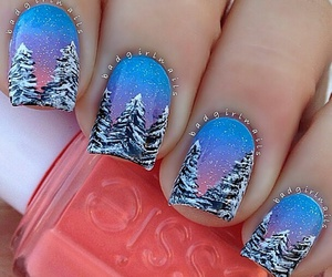 nails and tree image