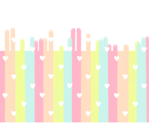 heart and pastel image