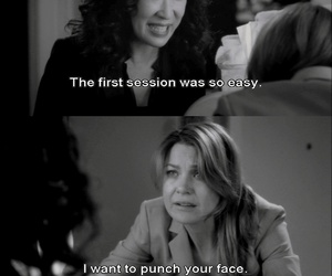 best friends, black and white, and cristina yang image