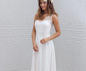 beautiful, dress, and lovely image