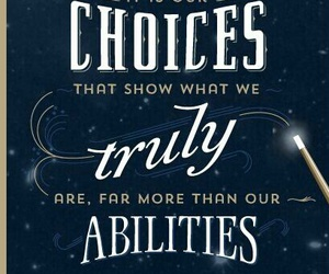 quote, harry potter, and jk rowling image