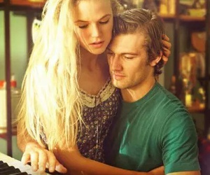 alex pettyfer, endless love, and gabriella wilde image