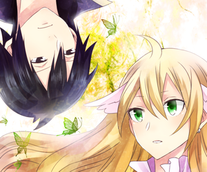 fairy tail, mavis vermillion, and zervis image