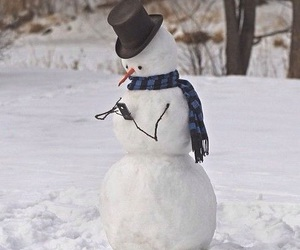 awesome, cute, and snow image