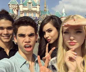 descendants, cameron, and dove image