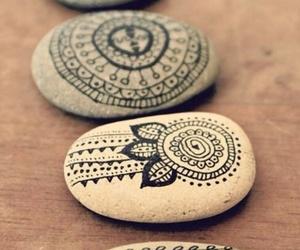 stone, art, and rock image