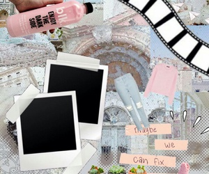collages, template, and theme image