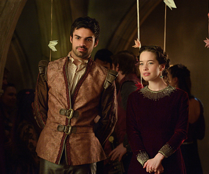 reign, anna popplewell, and Lola image