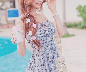 kfashion, fashion, and summer image