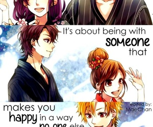 anime, love, and quotes image