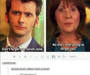 doctor who, tumblr, and tenth image